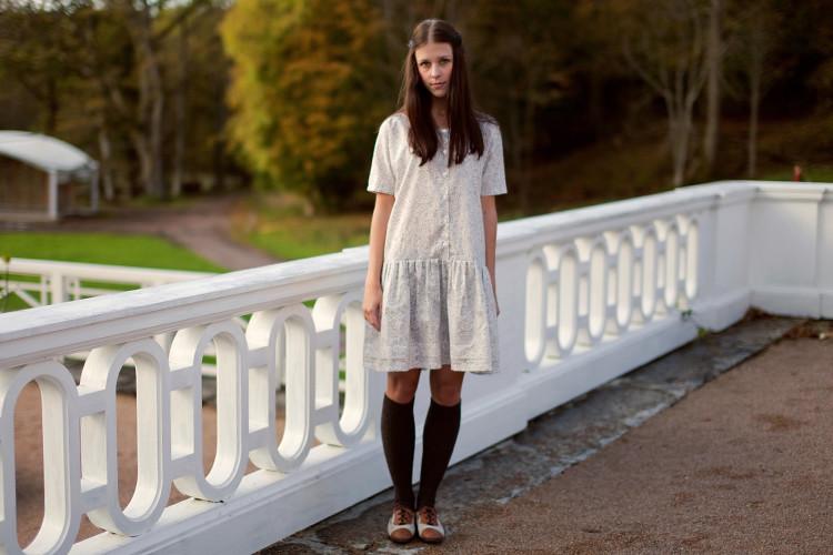 Evangeline dress A/W 11