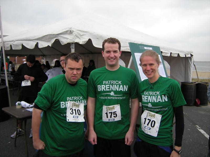 Brennan and Friends
