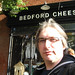 Me and the cheese shop