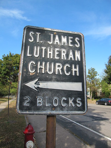 St. James Lutheran Church - 2 Blocks