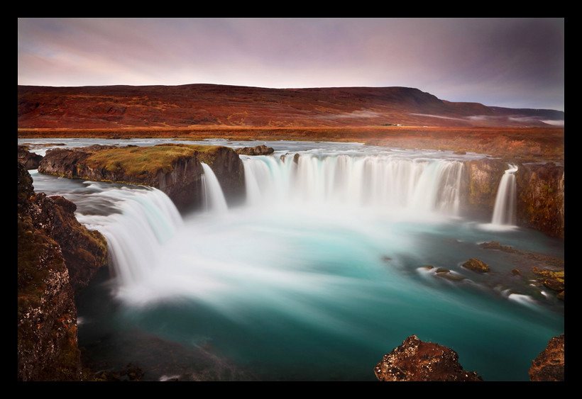 Gođafoss (Waterfall of the Gods)