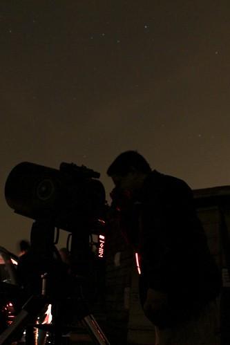 I'm observing Jupiter