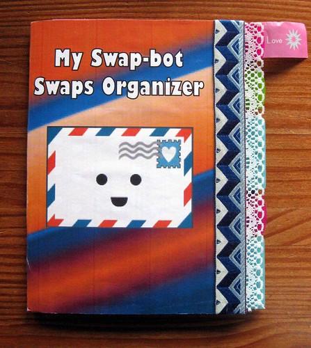Swap-bot organizer giveaway