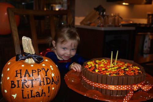 Happy Birthday, Lilah