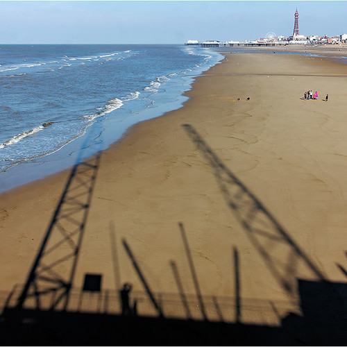 Blackpool, south pier