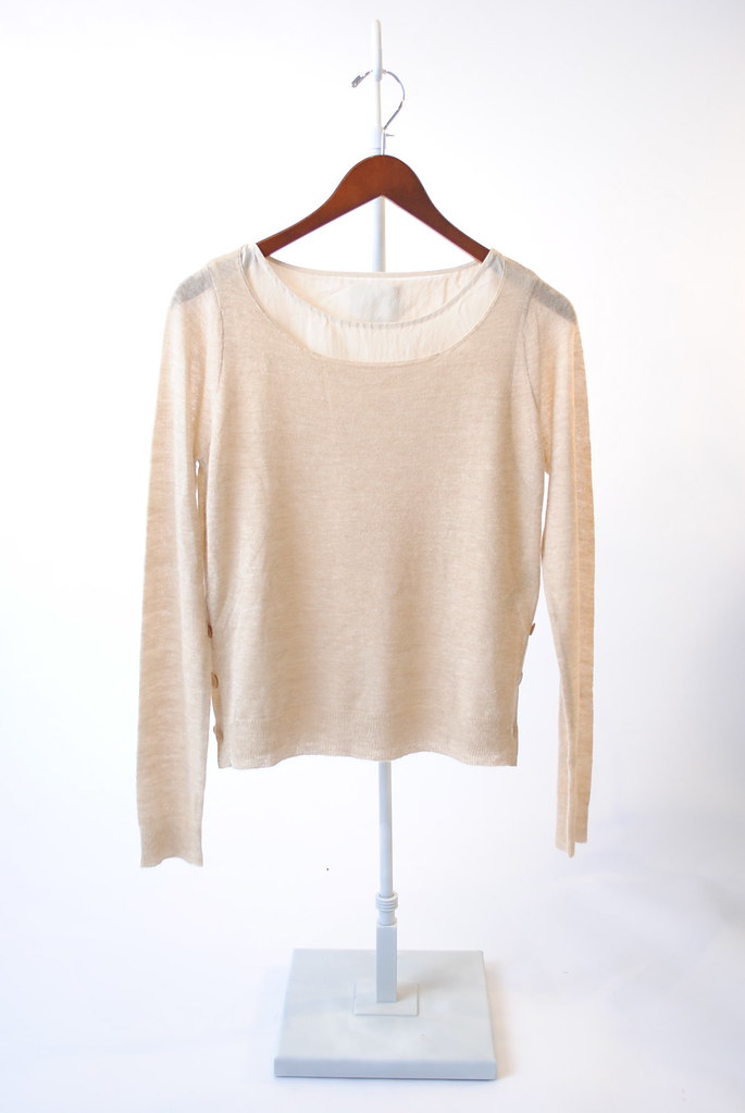 Side Placket Pullover