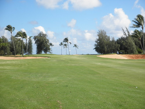 Turtle Bay Colf Course 122