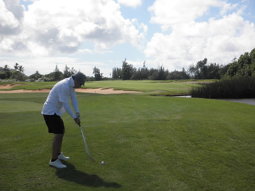 Turtle Bay Colf Course 289