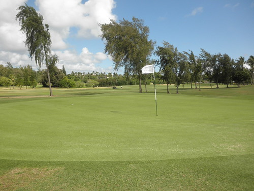 Turtle Bay Colf Course 138
