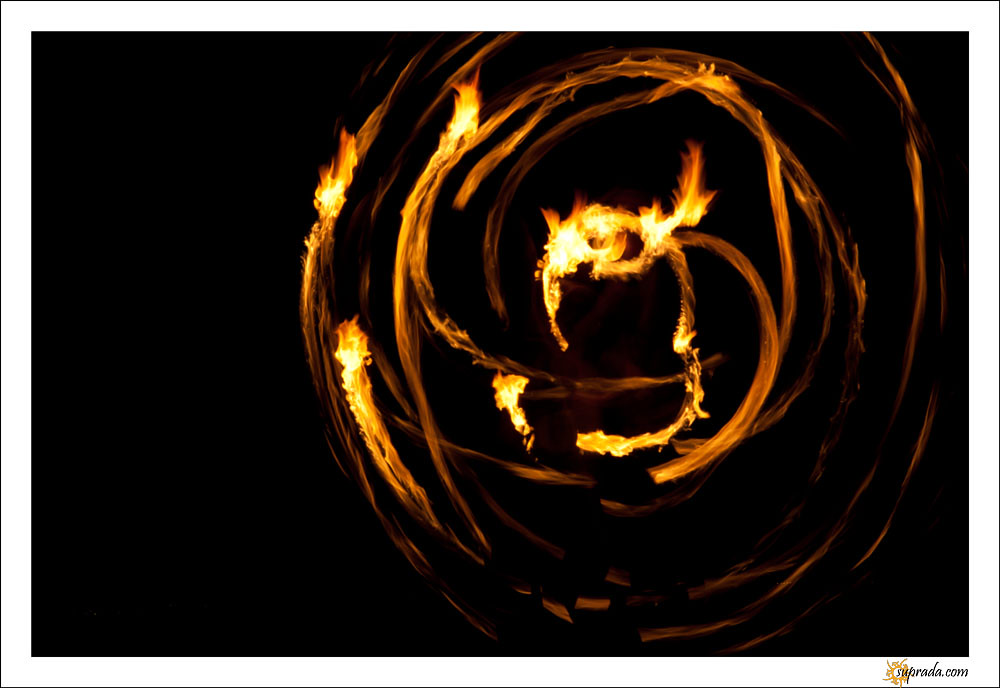 Fire Dragon (Fire Dancers - 15)