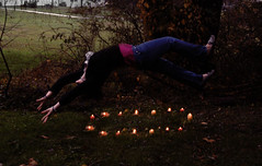 Candles in the Wind (AppalachianAfro) Tags: candles levitation 365 nnp