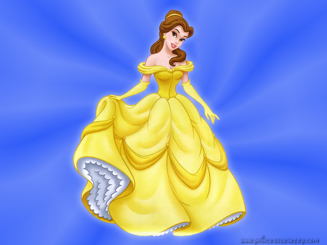 Belle-Wallpaper-disney-princess-599