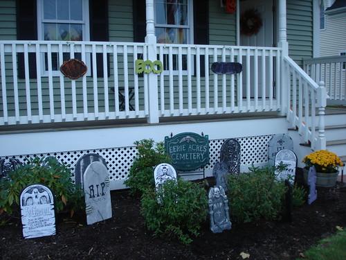 Frazel Graveyard, 2011 by midgefrazel