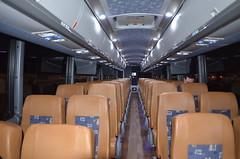 J4500 Demonstrator - Interior (crown426) Tags: california demo monterey convention cba motorcoach mci demonstrator 2011 motorcoachindustries j4500 californiabusassociation