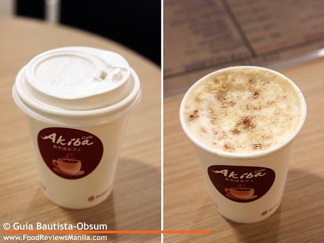 Akiba Cafe Nutty Macadamia Kohi 2