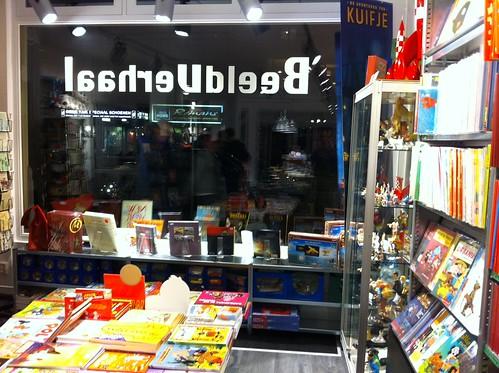 Stripwinkel Het Beeldverhaal