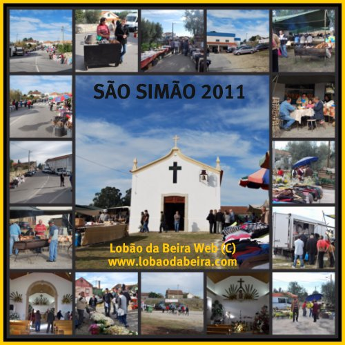 SÃO SIMÃO 2011