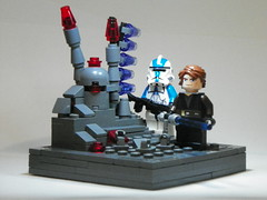 Darkness on Umbara (Brickcentral) Tags: trooper season star darkness lego 4 7 wars clone vignette episode skywalker 8x8 anikan umbara