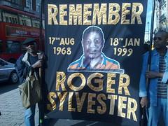Roger Sylvester family in attendance