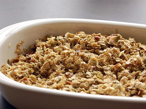 Rose Bakery granola