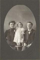 Frances Darnell, Samuel Adkins