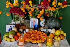La Ofrenda (JCS Photo Stock) Tags: mexicana de dead los day dia muertos ofrenda