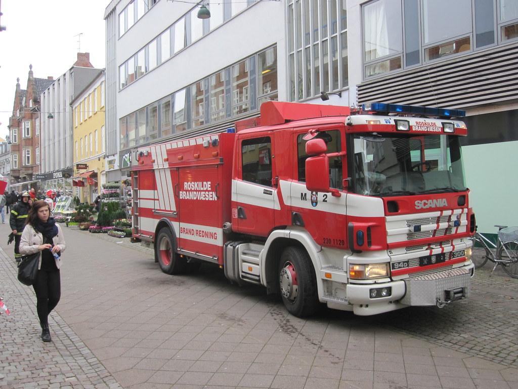 Brandvæsen
