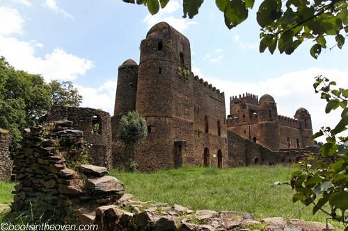 Wonderful castles for wandering