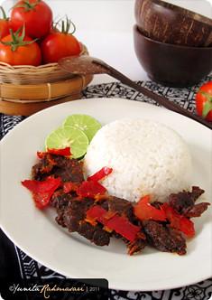 IFP Beef Balado