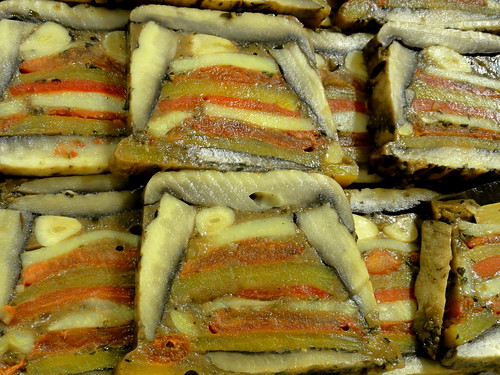 Roasted and Grilled Vegetable Terrine