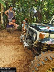Borneo Safari 2011 - Day 5 (sam4605) Tags: ed offroad 4x4 extreme 4wd tire olympus adventure safari malaysia borneo e3 centipede 70300mm e1 sabah challenge tyre lipan zd tayar bj40 simex sabahborneo bj43 1260mm bj46 borneosafari kfwdc rainforestchallenge kinabalufourwheeldriveclub borneosafari2011 4wdsuvcom toyotalandcruiserj4