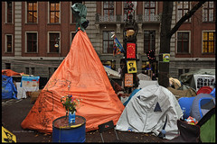 Occupy Amsterdam ! (martin alberts1) Tags: amsterdam 99 beursplein occupy martinalberts occupytogether occupyamsterdam occupyholland