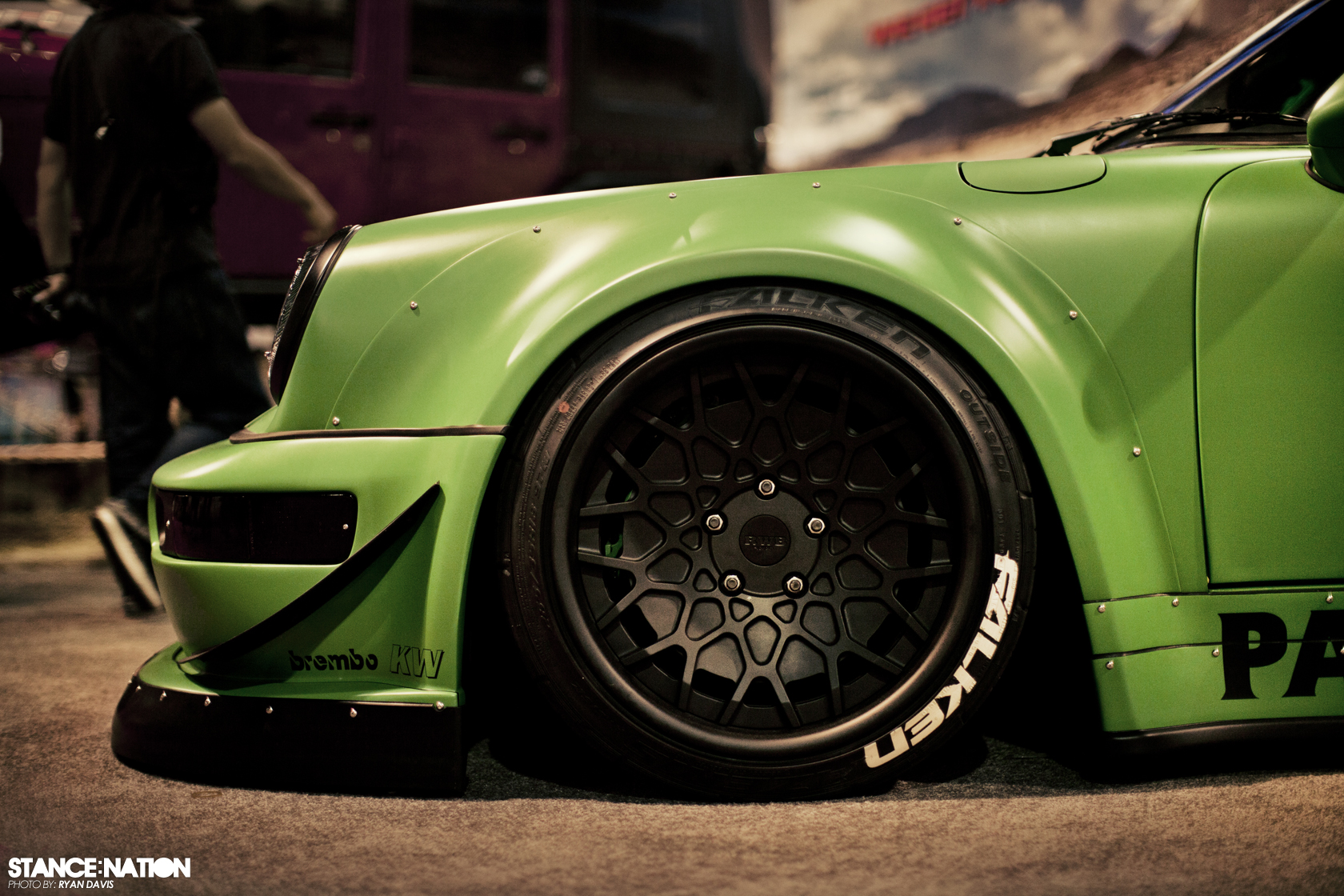 Pandora One x RWB | StanceNation™ // Form > Function