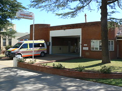 Ambulance Station, Leeton