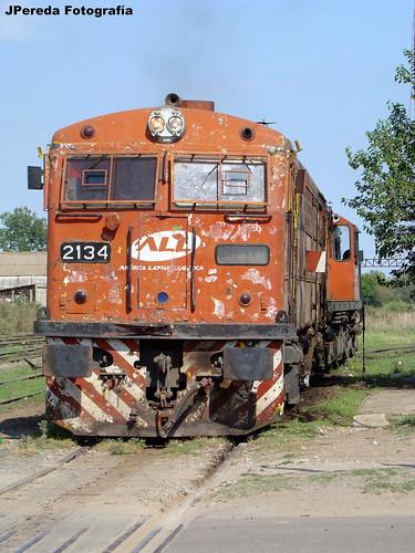 ALCO FPD9 2134 - RSD35 6437