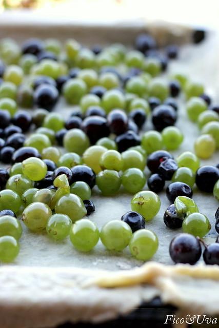 Uva su schiacciata