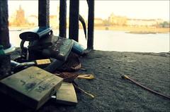 eternal love (Spring.Break) Tags: autumn macro love broken fence october europe czech prague time emo praha czechrepublic locks emotional custom brokenheart eternal padlocks eternallove kampapark 2011 october11 lovelocks 100words lovepadlocks