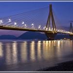 The bridge in Rio-Antirrio