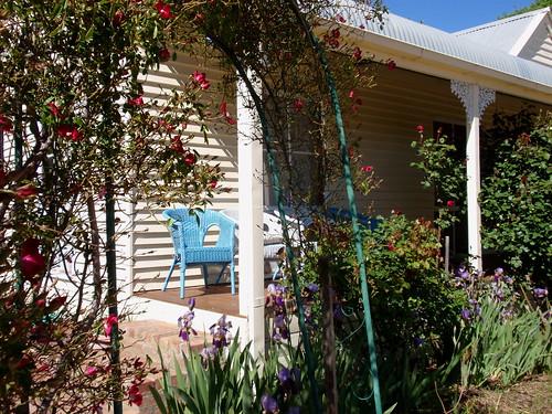 Sewjourn verandah