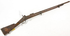 127. Civil War Belgian Musket Monseur-Liege