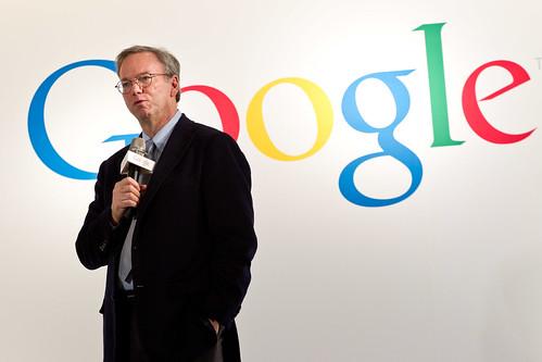Eric Schmidt施密特01_Google執行董事長_20111109_林衍億攝影