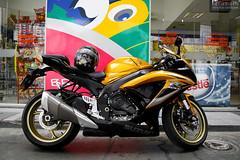 Suzuki GSXR 750 Srad (Ed Cunha Ph) Tags: br curitiba suzuki 2008 bikers 2010 motos gsxr superbike superbikes 750 sbk 2011 batel srad bikersbr