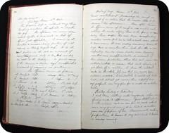 Diary of Samuel Delano King (F594 .K56 1861)