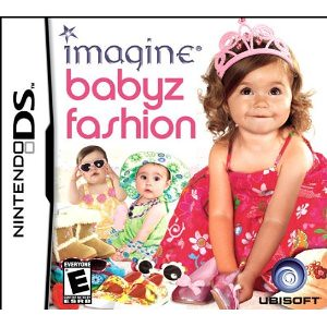 Imagine Babyz fashion Video Game