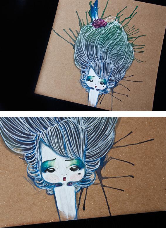 LILOU #1 © Emilie Vasset