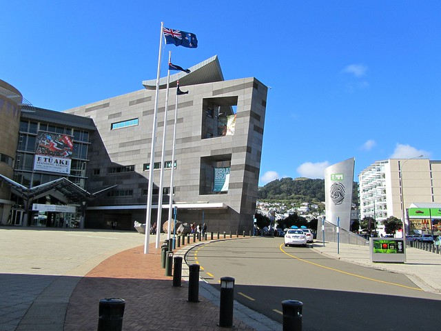 Te Papa, Wellington, New Zealand