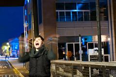 Ahhhhhhh! (Dazzler83 AKA Pappa Snappa) Tags: november school light college fire movember rings rememberance 2011 gloscat creativecomposition gloscol funcollege