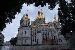 Kiev Lavra, Kiev Monastery of the Caves (ffagency.com) Tags: city ukraine kiev easterneurope ukraina 2011 euro2012 weekendresor resefoto