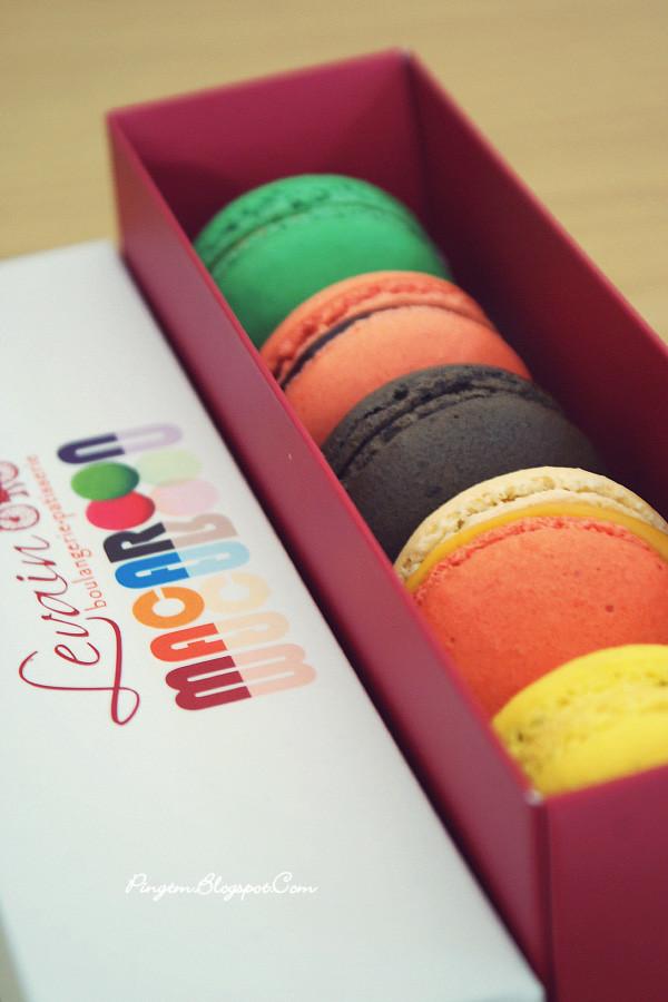 Macaroons @ Levain Boulangerie & Patisserie 4