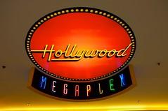 Plus City (austrianpsycho) Tags: building sign logo kino schild gebäude pasching einkaufszentrum hollywoodmegaplex megaplex pluscity